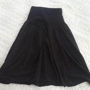 NWT Maternity Skirt